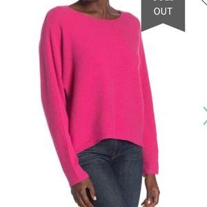 Free Press boatneck dolman sleeve sweater